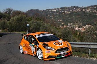 Simone Campedelli, Tania Canton, Ford Fiesta R5 #2, Project Team