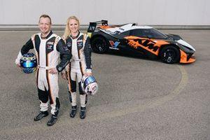 Reinhard Kofler, Laura Kraihamer, True Racing KTM X-BOW GT4
