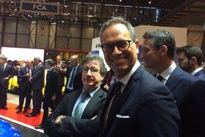 Louis Camilleri, CEO Ferrari