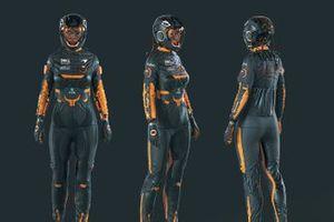 McLaren driver 2050 vision