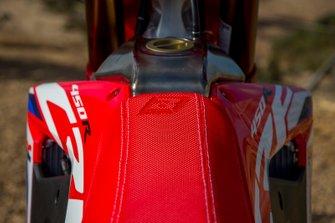 Detail van de Honda CRF450RW