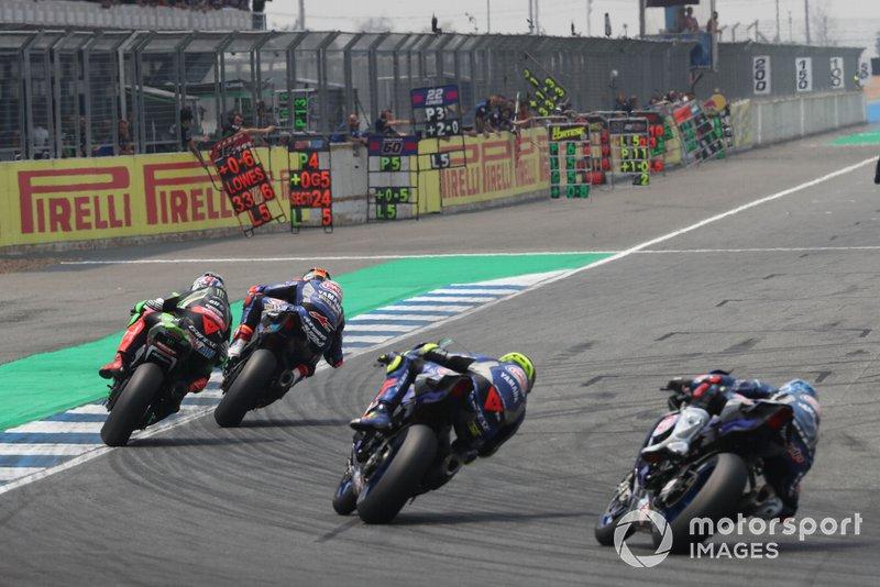 Alex Lowes, Pata Yamaha, Leon Haslam, Kawasaki Racing, Sandro Cortese, GRT Yamaha WorldSBK, Marco Melandri, GRT Yamaha WorldSBK
