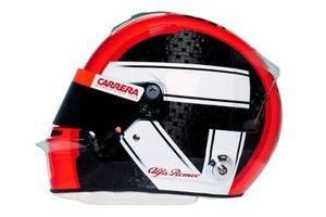2019 helm van Antonio Giovinazzi
