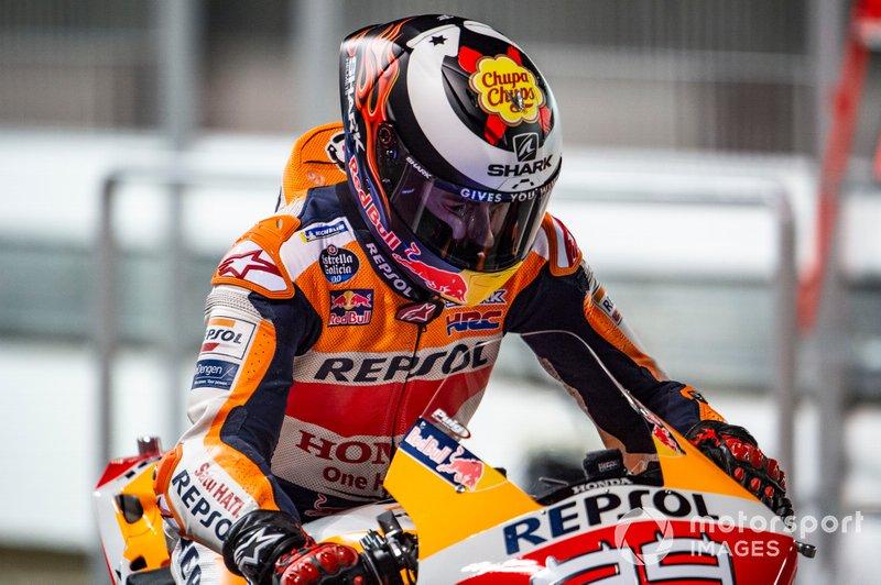 Jorge Jorge Lorenzo, Repsol Honda Team