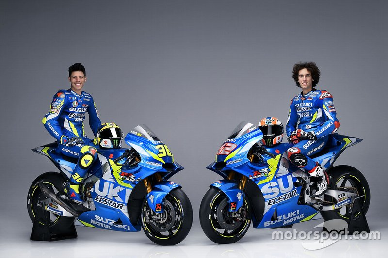 Alex Rins ve Joan Mir, Team Suzuki MotoGP