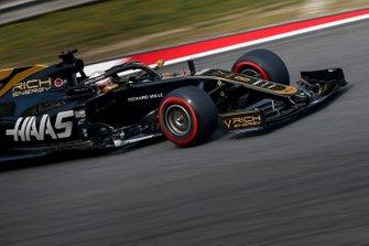Ромен Грожан, Haas VF-19 Ferrari