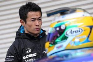 #1 RAYBRIG NSX-GTの山本尚貴
