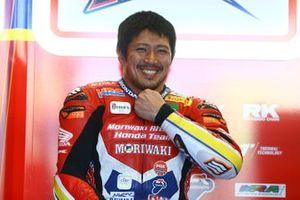 Ryuichi Kiyonari, Honda WSBK Team
