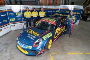 O'Brien Racing, Porsche PAYCE Carrera Cup Australia Contender unveil