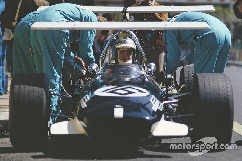 Пирс Каридж, Frank Williams Racing Cars, Brabham BT26A Ford