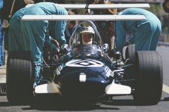 Piers Courage, Brabham