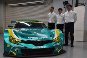 #52 Saitama Toyopet Green Brave Toyota Mark X MC: Shigekazu Wakisaka, Hiroki Yoshida