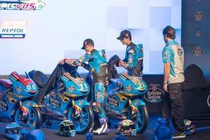 Alonso Lopez, Sergio Garcia Dols, Team Estrella Galicia