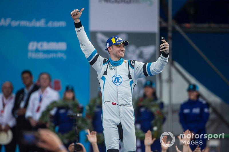 Edoardo Mortara, Venturi Formula E, 3º