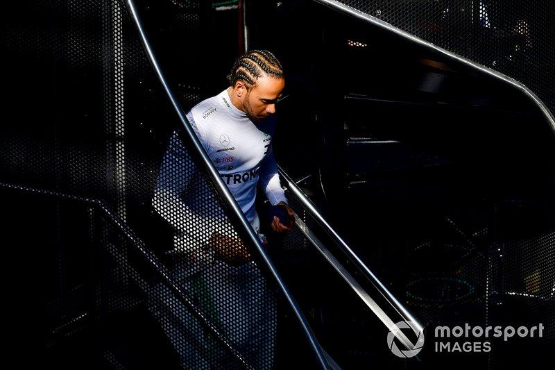 Льюіс Хемілтон, Mercedes AMG F1.