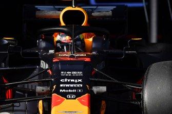 Max Verstappen, Red Bull Racing RB15 aerosensor
