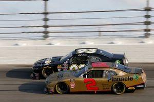 Tyler Reddick, Richard Childress Racing, Chevrolet Camaro Pinnacle Financial Partners Jeff Green, RSS Racing, Chevrolet Camaro RSS Racing