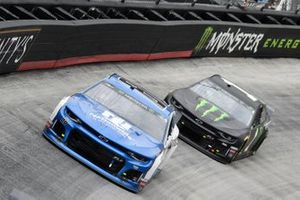Alex Bowman, Hendrick Motorsports, Chevrolet Camaro Nationwide, Kurt Busch, Chip Ganassi Racing, Chevrolet Camaro Monster Energy