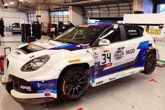 Alfa Romeo Giulietta TCR, Risi Competizione
