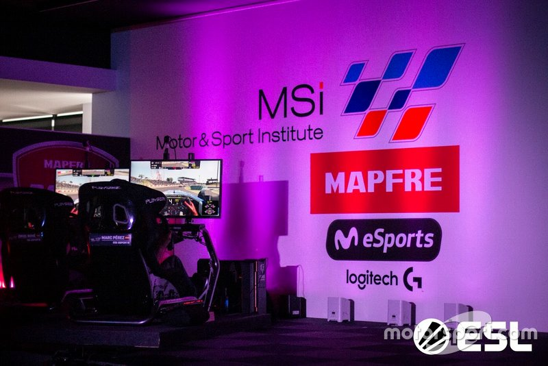 Final de las ESL Racing Series Mapfre