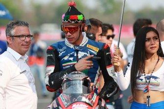 Pedercini, Jordi Torres, Team Pedercini