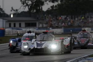 #50 Larbre Competition Ligier JSP217: Erwin Creed, Romano Ricci, Jean Baptiste Simmenauer
