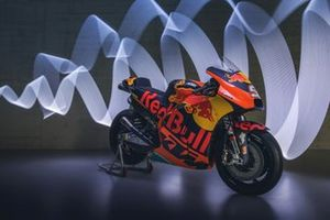 Bike of Johann Zarco, Red Bull KTM Factory Racing