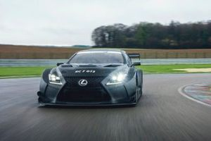 Tech 1 Racing Lexus RC F GT3