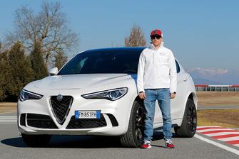Kimi Räikkönen, Alfa Romeo Racing