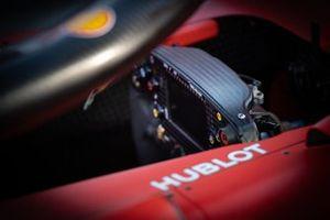 Ferrari SF90, Direksiyon detay