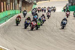 Largada Superbike Brasil 2018