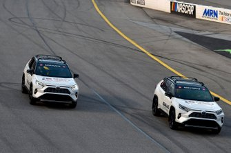 Toyota pace cars