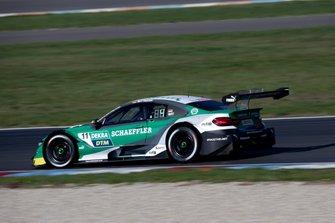 L'auto di Marco Wittmann, BMW Team RMG, BMW M4 DTM