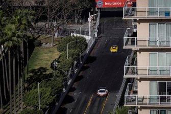 #912 Porsche GT Team Porsche 911 RSR, GTLM: Earl Bamber, Laurens Vanthoor, #84 JDC-Miller Motorsports Cadillac DPi, DPi: Simon Trummer, Stephen Simpson