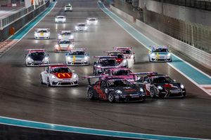 انطلاقة السباق الأول، جولة أبوظبي الرابعة