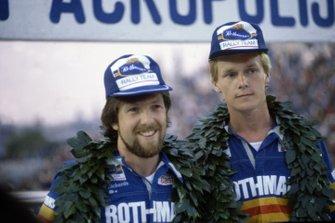 Ari Vatanen e David Richards