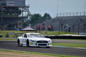 #81 TA2 Ford Mustang driven by Thomas Merrill of Big Diehl Racing