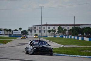 #88 MP4A Honda Civic driven by Tomas Ballester & Jose Ruiz De Val of TLM Racing