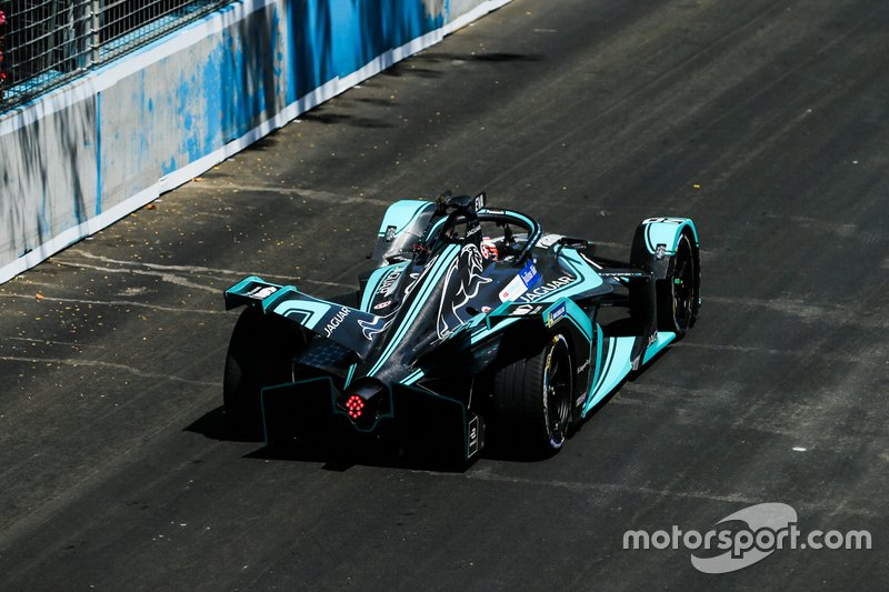 Mitch Evans, Jaguar Racing, Jaguar I-Type 3