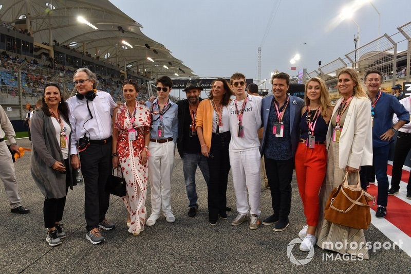 VIPs on the grid