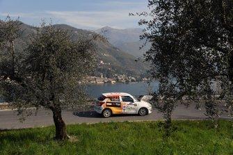 Simone Goldoni, Flavio Garella, Suzuki Swift R1 #121, Nordovest Racing