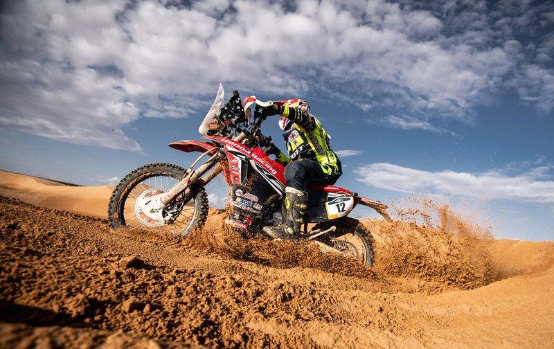 #12 Honda: Simone Agazzi
