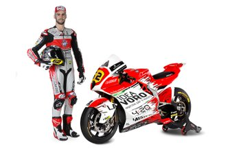 #62 Stefano Manzi, MV Agusta Forward Racing