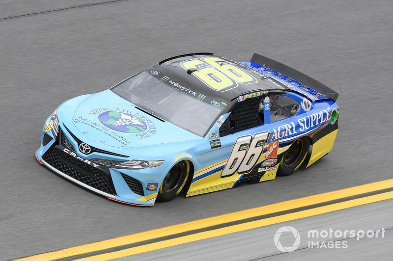#66: Joey Gase, Motorsports Business Management, Toyota Camry