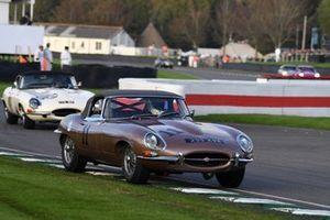 Moss Trophy Ian Dalgluish Jaguar E-Type
