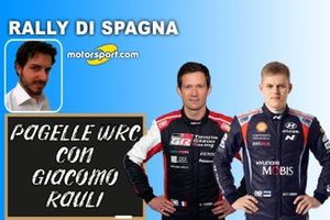 Pagelle WRC: Rally di Spagna