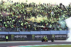 Luca Marini, Esponsorama Racing Valentino Rossi, Petronas Yamaha SRT