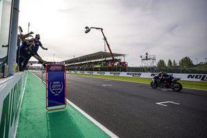 Il Campione del Mondo Fabio Quartararo, Yamaha Factory Racing