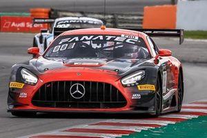 #88 AKKA ASP Mercedes-AMG GT3: Raffaele Marciello, Jules Gounon, Felipe Fraga