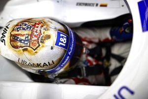 Mick Schumacher, Haas F1, avec un casque spécial